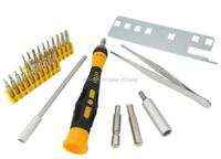 Laptop PC, Gaming Console Repair Tool kit, Ideal for electronic projects.