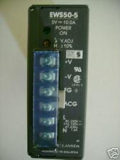 NEW LAMBDA EWS505 POWER SUPPLY 5V 10AMP 50WATT