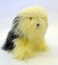 Aux Nations Plush Sitting Sheep Dog-20 Inches Long