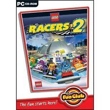 LEGO RACERS 2 - PC Arcade Racing - Brand NEW