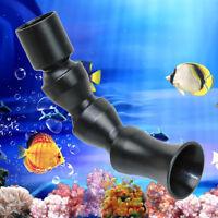 20/25mm Aquarium Fish Tank Water Outlet Nozzle Return Pipe Plumbing Fitting UK