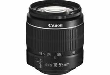 Canon EF-S 18-55mm f/3.5-5.6 III Standard Zoom Lens - (White Box)