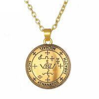 Amuletos De Proteccion Y Para Buena Suerte Contra La Brujeria Medallon Colgante
