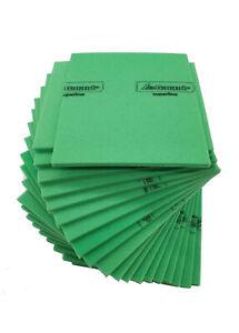 Garant Soft Pad Set 20 teilig weich Körnung 220 Schleifpads Schleifmittel.