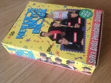 Full Box Of New Kids On The Block Trading Cards