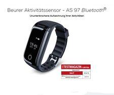 Beurer Aktivitätssensor - AS 97 Bluetooth® Activity Tracker Pulsuhr Uhr schwarz