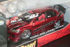 Import Racer TUNERS 1/18 Mitsubishi LANCER EVO VIII, Jada Toys 2004 NEW (sealed)