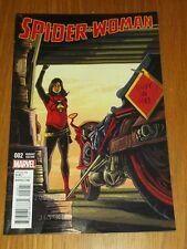 SPIDERWOMAN #2 MARVEL COMICS VARIANT