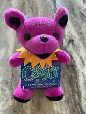 Grateful Dead - Cassidy Beanie Bean Bear - Plush