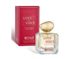 JFenzi Love and Voice eau de parfum woman 100 ml eau de parfum für Damen