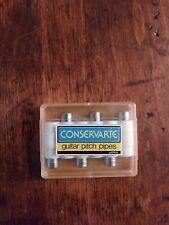 Conservarte Guitar Pitch Pipe 3G 2B 1E 6E 5A 4D vintage 60s 70s Japan