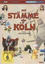 DOKUMENTATION - DIE STÄMME VON KÖLN  DVD NEU
