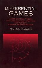 Dover Books on Mathematics: Differential Games : A Mathematical Theory with...