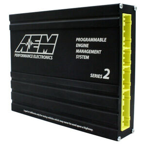 AEM EMS2 PnP Programmable Engine Management ECU for 95-05 Mitsubishi 4G63