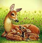 Deer -Cross Stitch pattern