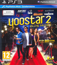 Yoostar 2 In The Movies PS3 Playstation 3 IT IMPORT NAMCO