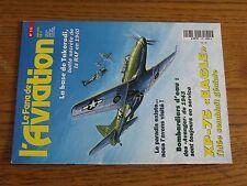 $$$ Revue Fana de l'aviation N°321 Base TakoradiXP-75 EagleAvenger 1943