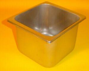 Speiseeisbehälter Eisschale Eiswanne 180 x 165 x 120 mm