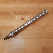 SMC CDM2E25-220A Pneumatic Cylinder With Clevis Mount, 25mm Bore 220mm Stroke