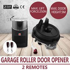 Electric Garage Roller Remote Door Opener 50M Max. Motor Drive Powerful 250N