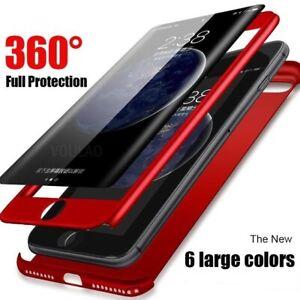 HRhandel Full Cover 360 Grad für Huawei Mate 10 Lite + PANZER FOLIE Schutz Case