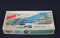 U999 AIRFIX 1/72 avion HEINKEL He111 040004- 4 484 kit series 4