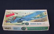 U999 AIRFIX 1/72 avion HEINKEL He111 040004- 4 484 kit series 4