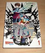 The Book of list-Grimm's magical items-Volume 1-izuco Fujiya-Manga NEW