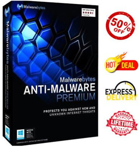 Malwarebytes Premium 2021 device for life for Windowss