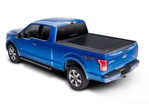 RetraxOne MX Retractable Tonneau Cover for 2021 Ford F150 6ft 7in Bed 60379