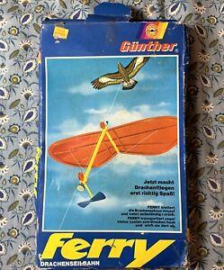 1986 Gunther KITE FERRY Line Climber