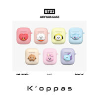 Official BT21 Baby Airpod Case Collaborated Character with BTS Authentic KPOP MD