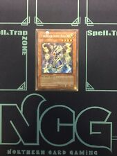 Yugioh-Thunder King Rai-Oh-Secret Rare-Limited Edition-YG02 EN001