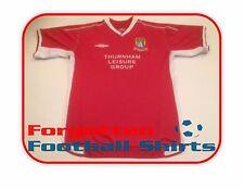 Morecambe 2002-04 Home shirt XL (FFS000569)
