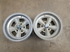 Super Et Mags Racing Rims Wheels Chevy Ford Pontiac American Torque Thrusts
