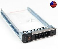 "2.5"" Gen14 Poweredge SAS Drive Tray Caddy for Dell RD640 R740 R740XD R940 R440"