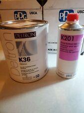 PPG Deltron K36 1 Gallon Acrylic Urethane Primer, K201 1 Quart Catalyst