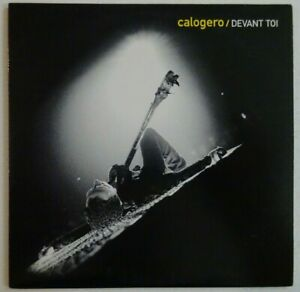 CALOGERO : DEVANT TOI ♦ CD SINGLE PROMO ♦