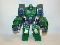 Marvel Transformers Crossovers wave 1, Tank Hulk figure, 2008, Hasbro