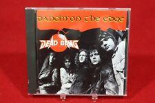 DEAD BANG Dancin' On the Edge (CD, 1994, ZYX-MUSIC GMBH) ZYX 20288-2