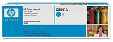 original HP Toner C8551a cyan  für HP Color Laserjet 9500 Original neu A- Ware