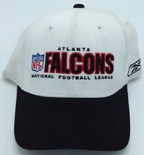 873a2a6f8e2 NFL Atlanta Falcons Reebok Adult Structured Stretch Fit Cap NEW SEE  DESCRIPTION