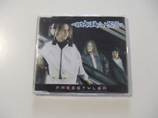 Bomfunk MC's – Freestyler -CD SINGLE Audio Stampa 1999