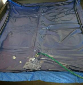 Wasserbett Matratze Softside Uno Wasserkern Mono Wasserbetten F4 200x210cm
