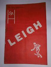 Castleford v Warrington 15th April 1981 League Match @ Wheldon Road, Castleford