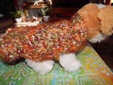 "Dog Apparel SUPER SOFT ""BOSCHI"" ITALIAN SILK Sweater XS"