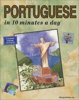 PORTUGUESE in 10 minutes a day [English and Portuguese Edition] by Kristine K. K