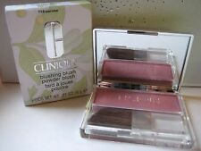CLINIQUE~Blushing Blush Powder Blush~shade 114 ICED LOTUS~FULL SIZE~NEW IN BOX!
