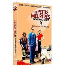 """DVD """"LES PETITS MEURTRES D'AGATHA CHRISTIE  Cheval Pale"""" NEUF SOUS BLISTER"""