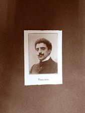 Trilussa o Carlo Alberto Camillo Mariano Salustri Roma, 1871 – Roma, 1950